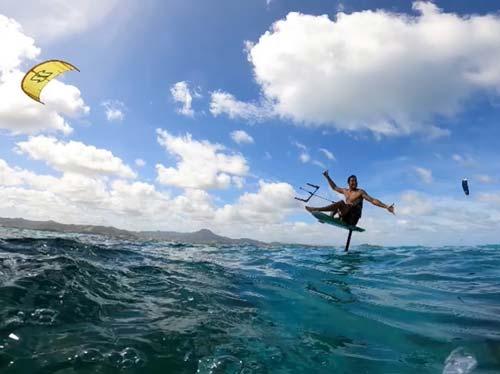 jawaikiteschool ecole de kyte surf marseille aix en provence marignane plage du jai downwind 3