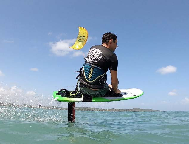 jawaikiteschool ecole de kyte surf marseille aix en provence marignane plage du jai wingfoil